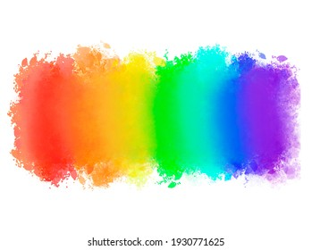 rainbow background texture stripe watercolor