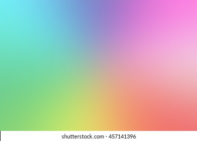 rainbow gradient mesh blur background