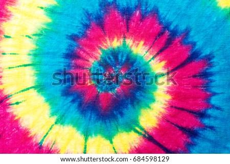 aaff6111db5629 Rainbow Spiral Tie Dye Pattern Abstract Stock Illustration - Royalty ...