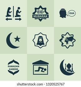 Mohammedan Faith Images, Stock Photos & Vectors   Shutterstock