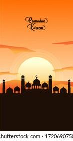 ramadan kereem wallpaper phone hd 260nw 1720690750