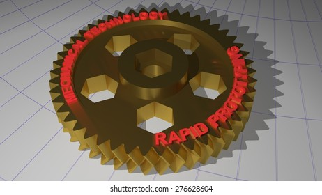 Rapid Prototyping and Mechanics
