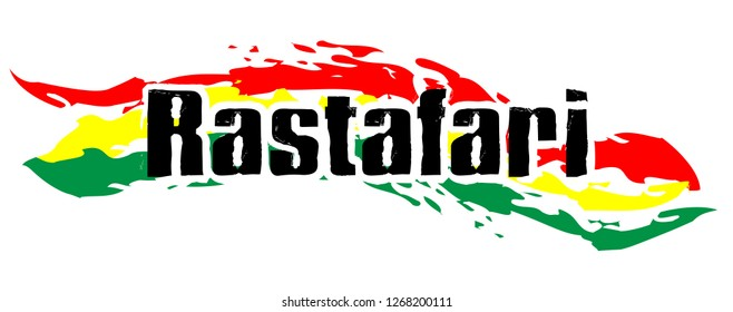 Rasta Symbol - Rastafari Flag