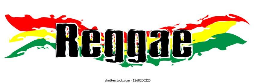 Rasta Symbol - Reggae Flag