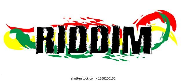 Rasta Symbol - RIDDIM