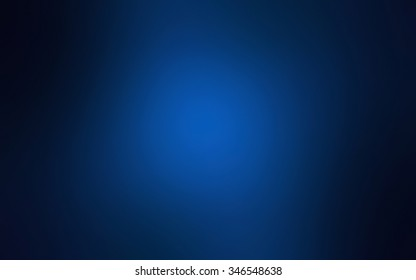 Raster abstract dark blue blurred background, smooth gradient texture color, shiny bright website pattern, banner header or sidebar graphic art image