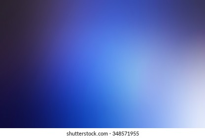фотообои Raster abstract light blue blurred background, smooth gradient texture color, shiny bright website pattern, banner header or sidebar graphic art image