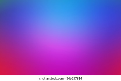 raster abstract light blue pink blurred background smooth gradient texture color shiny bright