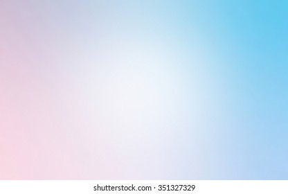 Raster abstract light blue, purple blurred background, smooth gradient texture color, shiny bright website pattern, banner header or sidebar graphic art image