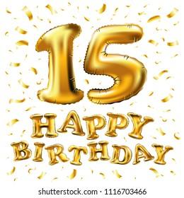 Raster Copy Happy Birthday 35th Celebration Stock Illustration