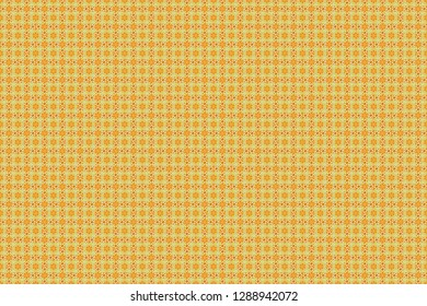 Raster floral seamless background for textile, fabric, covers and manufacturing. Liberty style. Elegant gentle trendy seamless pattern in small-scale flower. Millefleurs.