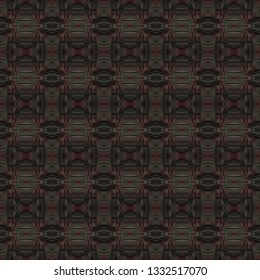 Raster geometric seamless pattern. Inspired by ancient oriental themes. Geometric seamless pattern for use in web and digital design, craftworks and fashion products.