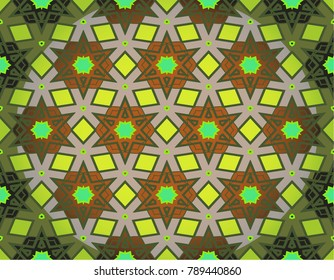 raster illustrations for design, embroidery, wallpaper, printing, fashion. carpet design patterns