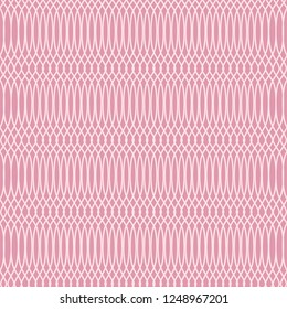 Raster pink geometric background of intersecting thin lines for substrate, web site, textile, wallpaper.