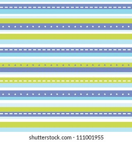 Raster seamless background pattern. Good for Greeting Cards, Baby Shower, Baptism, Christening. See my folio for matching patterns in this color scheme and for other colors.