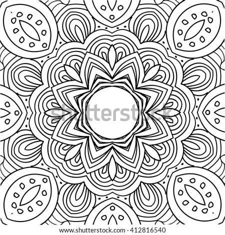 raster uncolored symmetric tracery colouring 450w