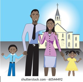 African American Church Images Stock Photos Vectors Shutterstock