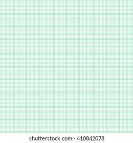 standard a 4 millimeter paper green stock vector royalty free