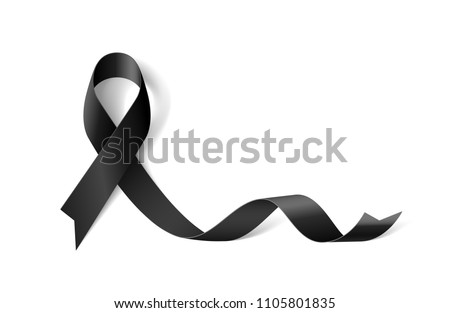 raster version white banner melanoma cancer stock illustration