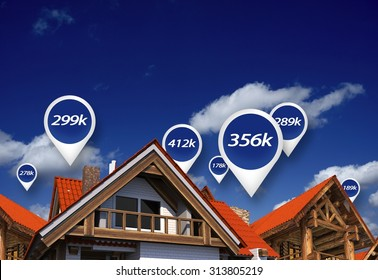 1000 House Price Tag Stock Images Photos Vectors
