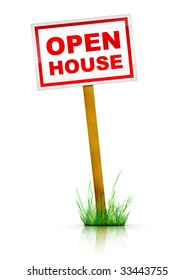 Real Estate Tablet - Open House