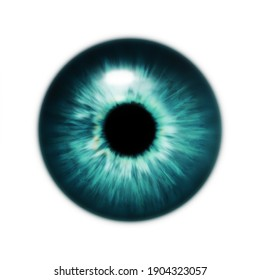 Real eye colors, illustration, iris