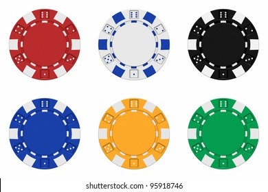 Poker Chips Texture High Res Stock Images Shutterstock