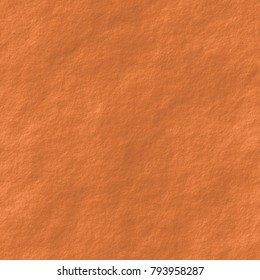 Realistic seamless sandy rock rough flat ground orange texture pattern
