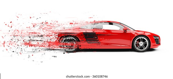 Really Fast Sports Car