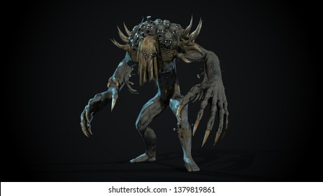 reaper 3d render