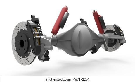 Rear-suspension Images, Stock Photos & Vectors | Shutterstock