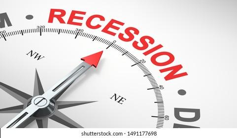 Recession - Economy - Compass