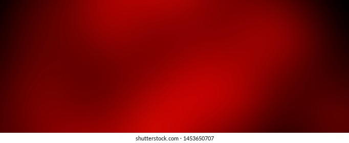 Red abstract background with blur