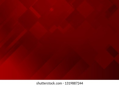 Red abstract, Computer generated Blue background, copy space banner.