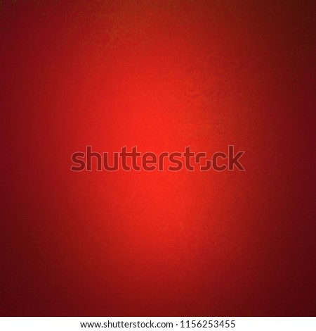 Red Background With Faint Vintage Texture And Bright Center Spot Elegant Classy Christmas Backdrop Design