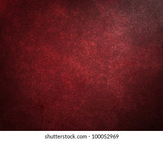 red background, has vintage grunge texture and black background on border, blank copyspace for text or image