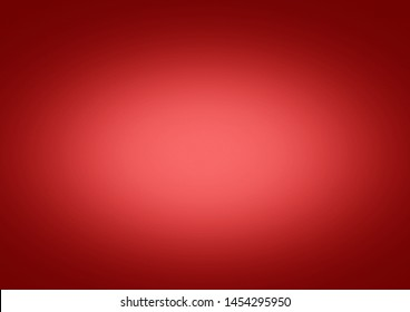 Red background limbo backdrop classic color