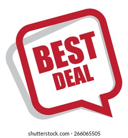 How For The Greatest Deals On Garments red-best-deal-speech-bubble-260nw-266065505