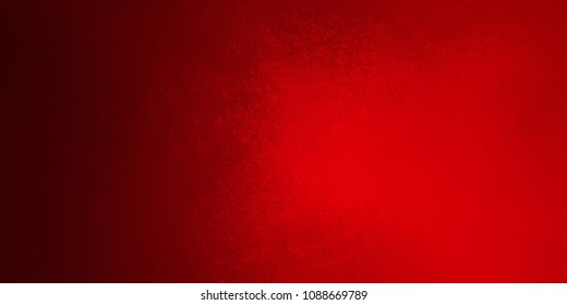 Red and black background design with distressed old texture and bright border lighting in an elegant classy template layout