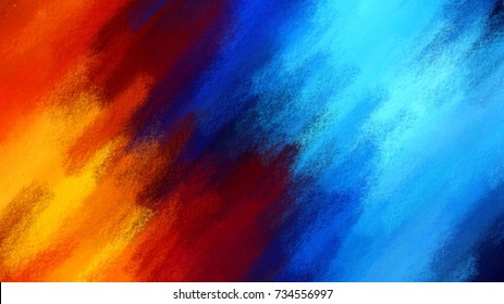 red blue gradient abstract background