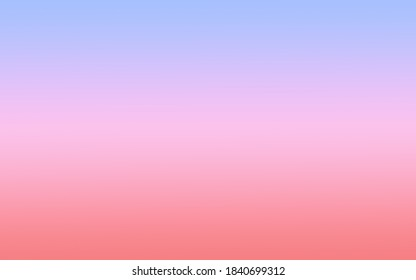 red blue and pink linear gradient backdrop