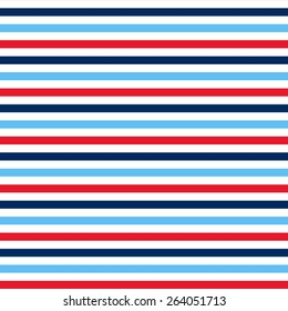 red blue white horizontal stripes pattern stock illustration 264051713 red blue white horizontal stripes
