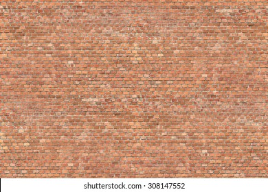 red brick wall texture background seamless pattern