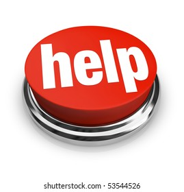 A red button with the word Help on it