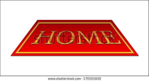 red carpet home