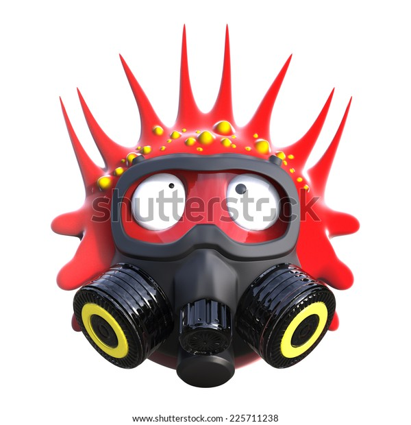 virus safety mask