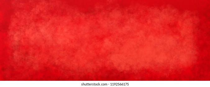 red Christmas background with vintage texture, old textured paper or wall