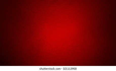 red Christmas background with vintage textured black vignette