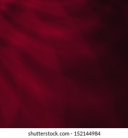 Red curtain abstract dark design