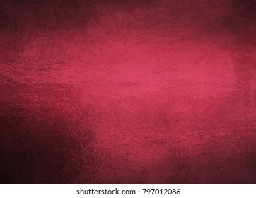 Red foil background texture